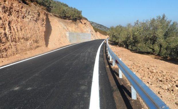 20.5.2016_Εγκαινιάζεται η νέας περιφερειακή οδός Σπηλαίου Καστανιάς