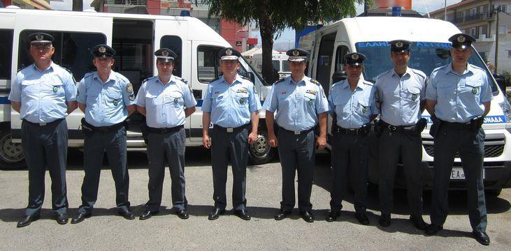 27.5.2016_Ενισχύθηκε η Διεύθυνση Αστυνομίας Αρκαδίας με μια επιπλέον Κινητή Αστυνομική Μονάδα