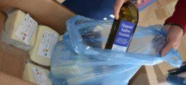 Νομός Λακωνίας: 4η διανομή τροφίμων σε οικονομικά αδύναμες οικογένειες