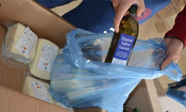 1.7.2016_Συνεχίζεται το πρόγραμμα διανομής τροφίμων σε απόρους στους Δήμους της Λακωνίας
