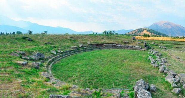13.7.2016_Ολοκληρώθηκε το Έργο Ανάδειξης του Αρχαίου Θεάτρου Μαντινείας