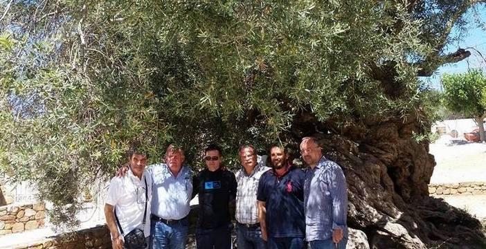 19.7.2016_Ο Κοσμοναύτης Γιούρι Μαλτσένκο επισκέφθηκε το Δήμο Πλατανιά Χανίων_1