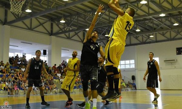 13.8.2016_ΑΠΟΕΛ και Κάστρο Μονεμβασίας στον τελικό του Laconia Summer Basketour