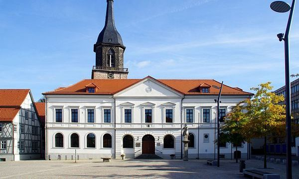 13.8.2016_Στο Haldensleben της Γερμανίας η Φιλαρμονική Κροκεών εκπροσωπεί το Δήμο Ευρώτα