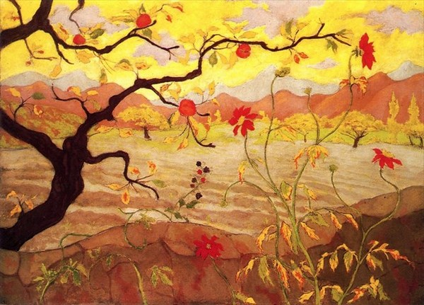 15-102016_paul-ranson-appletree-and-red-fruit