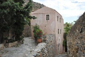 «Rodi House» στο Κάστρο Μονεμβασίας