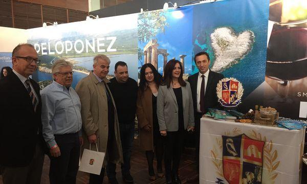 7-12-2016_Δυναμικό-παρόν-έδωσε-η-Μυθική-Πελοπόννησος-στην-έκθεση-Grecka-Panorama-στη-Βαρσοβία