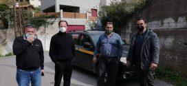 Συνάντηση Βερούτη-Τριχείλη στη Νεάπολη – Αυτοψία σε εν εξελίξει έργα