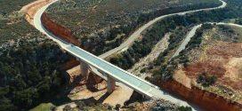 Ολοκληρώνεται το έργο της περιφερειακής οδού Γερακίου