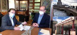Κάστρο Μεθώνης και ΔΗΠΕΘΕ Καλαμάτας στη συνάντηση Μενδώνη-Νίκα