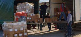 Ολοκληρώθηκε η διανομή τροφίμων στους δικαιούχους του Δήμου Μονεμβασίας