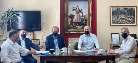 Στο Δήμο Ανατολικής Μάνης για τους δασικούς χάρτες ο Υφυπουργός Γιώργος Αμυράς