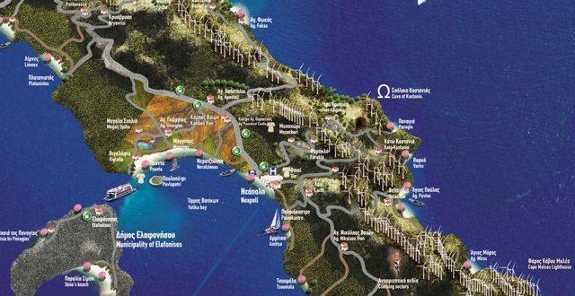 Στην Περιφέρεια για γνωμοδότηση τα αιολικά πάρκα στη χερσόνησο του Μαλέα