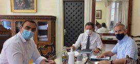 Η θέση της Λακωνίας στο Ταμείο Ανάκαμψης στη συνάντηση Σκυλακάκη – Βερούτη – Δαβάκη