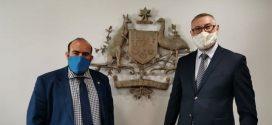 Συνάντηση Δημάρχου Κυθήρων με τον Πρέσβη της Αυστραλίας