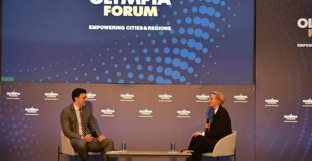 Στο Olympia Forum II ο Β. Κικίλιας: «Δίνουμε μάχη να παραμείνουμε ανοικτοί όλο το χρόνο»