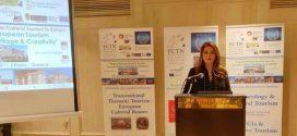 Α. Γκερέκου: Στόχος μας ο δημιουργικός και αναζωογονητικός τουρισμός