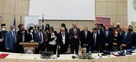 Τελετή αδελφοποίησης του Δήμου Σπάρτης με τους Δήμους Λαμιέων και Αλιάρτου – Θεσπιέων